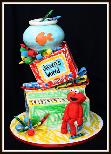 Elmo's World | by its-a-piece-of-cake