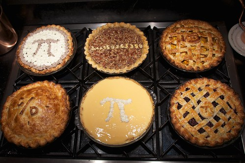 Pie for Pi Day, 2011 | by djwtwo