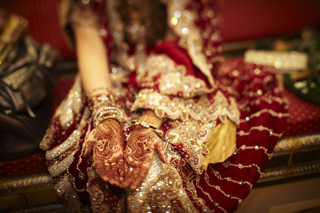 Mehndi For Dp : L s bridal mehndi was a lovely bride we had great timu flickr