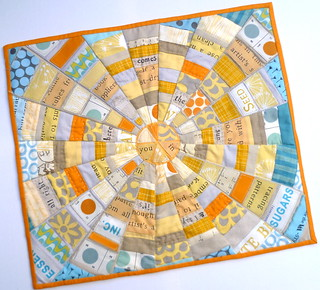 Doll Quilt swap 10 Finished | by verykerryberry