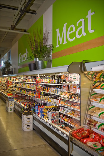 Market Meat Department | Grocery Store Design | Interior M ...