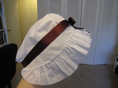 Cap with Ribbon