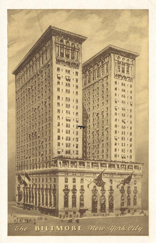 Biltmore Hotel - New York, New York