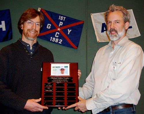 Stephen Poulus awarded Michael Golden Trophy by Joe Jaeger P1220008 | by craigsmith248