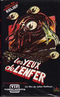 yeux lenfer (VHS Box Art) | by Aeron Alfrey