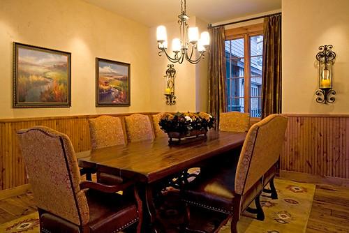 Custom Dining Room Tables Near