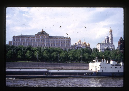Grand Kremlin Palace, Moscow, 1969 | by Rob Ketcherside
