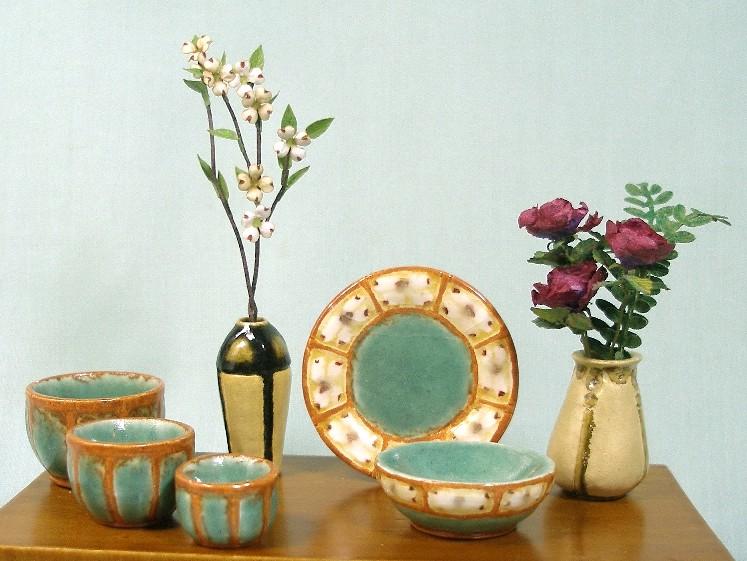 Arts And Crafts Vases Bowls Serving Pieces I Love Everyt Flickr