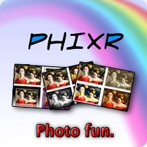 phixr photo editor