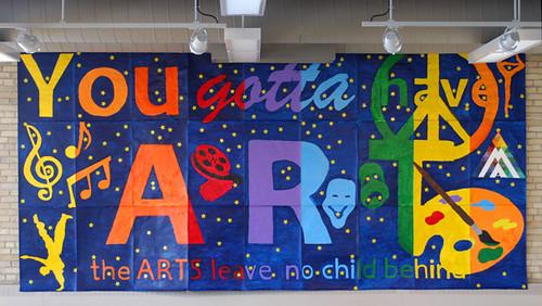 School Spirit Banner