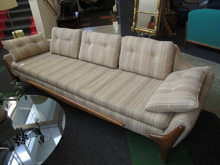 Adrian Pearsall Sofa Available at mod livin the wests Flickr