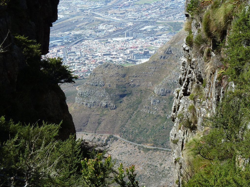 Platteklip Gorge Table Mountain Cape Town South Africa Flickr Plasttekpp March 2011 By