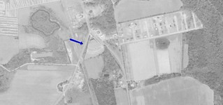 Adel Drive-In aerial photo 1972 | by OzonerGPS