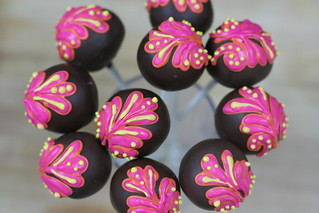 Indian Cake Pops | by Sweet Lauren Cakes