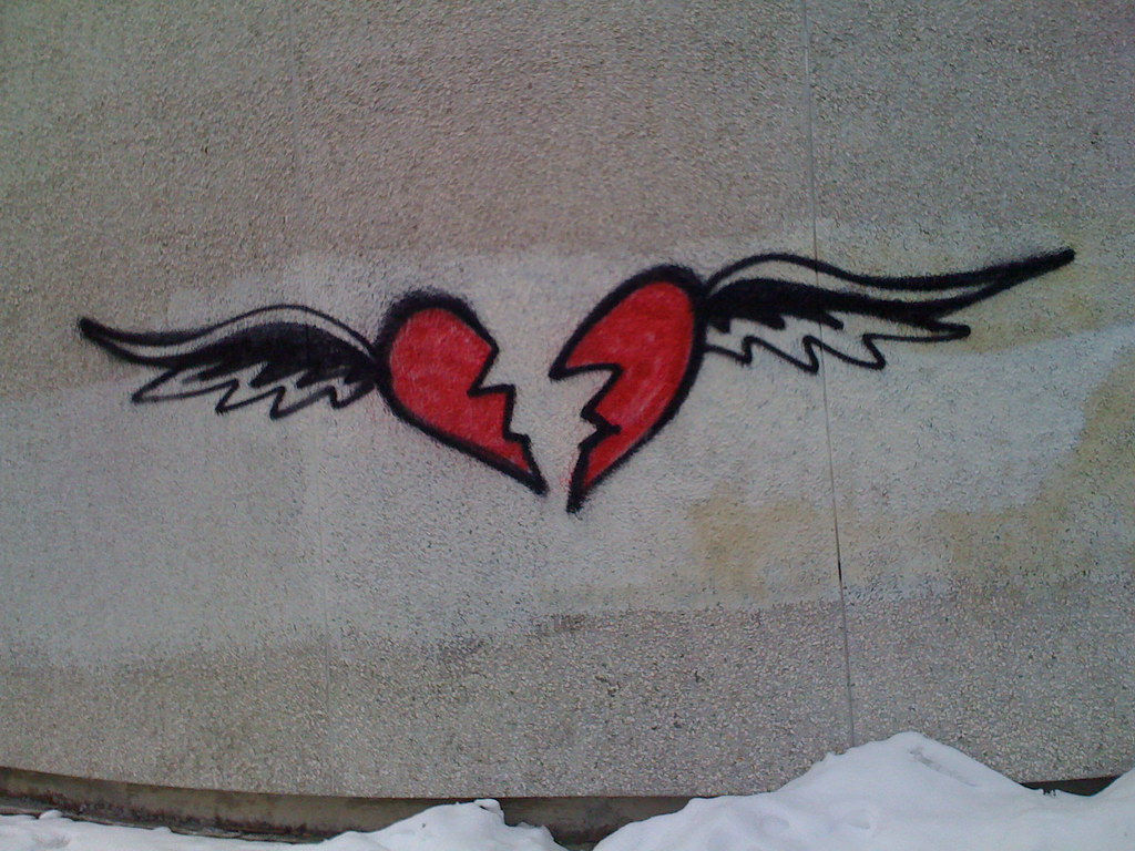 To acquire Drawings Graffiti of broken hearts picture trends