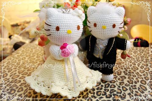 KT Wedding Couple_02 Fish Finger Craft Flickr