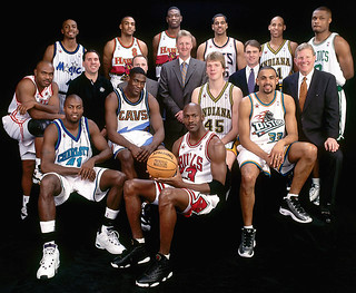 1997 All Star Team | by Cavs History