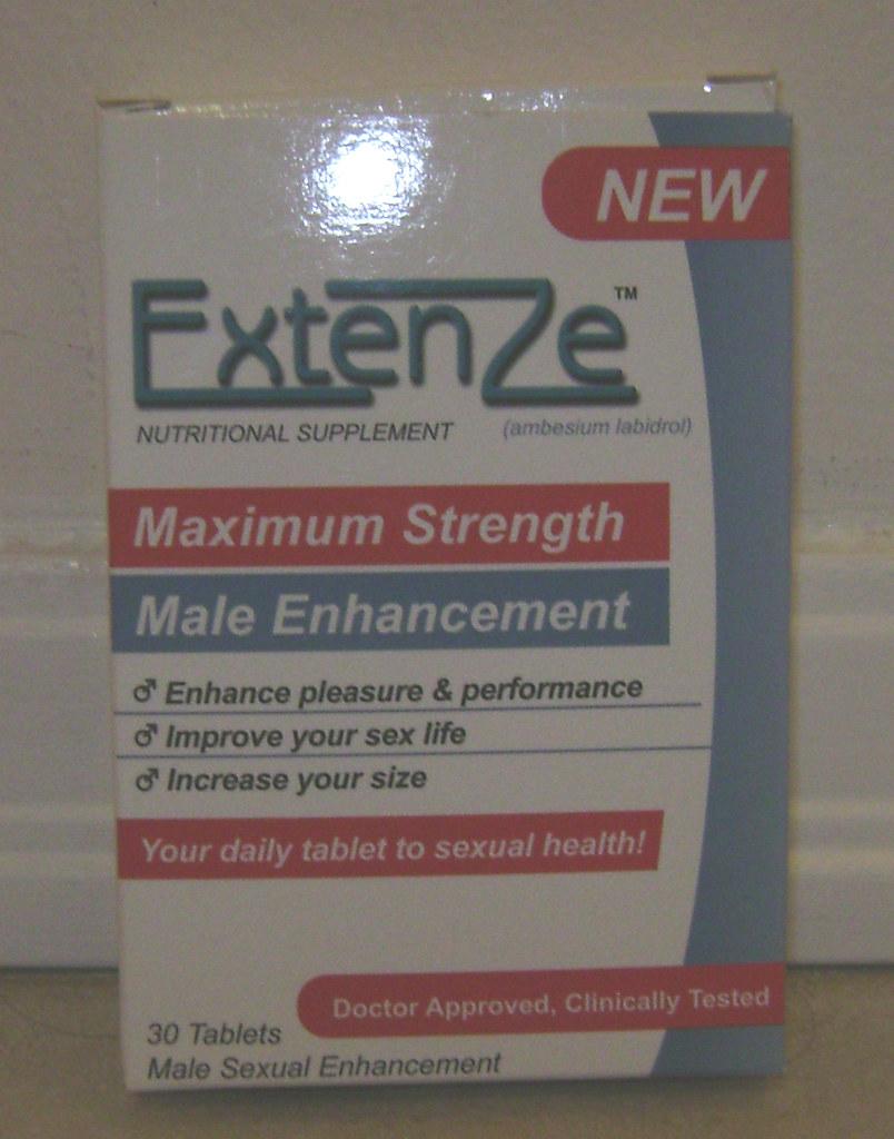 Extenze Male Enhancement Pills Extenze Www Buyextenze Com Flickr