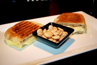 Gourmet Grilled Cheese Panini | by staxwine