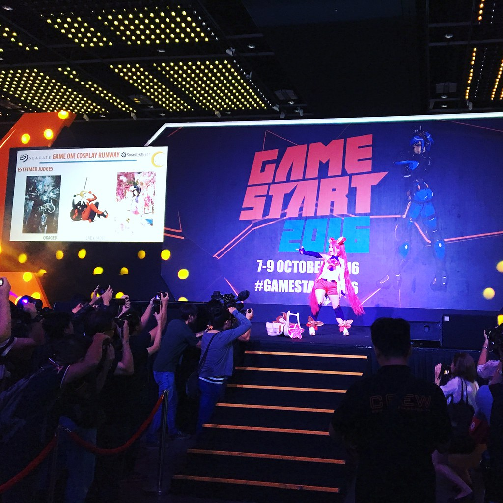 Game Start Asia 2016 Event Report