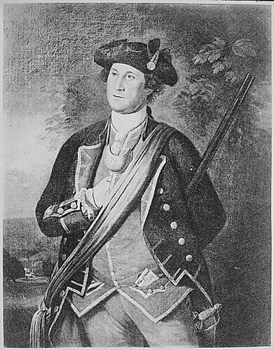 Washington, George, the Virginia Colonel, 1772 | by The U.S. National Archives