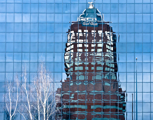 Building On Blue Reflection | by Orbmiser