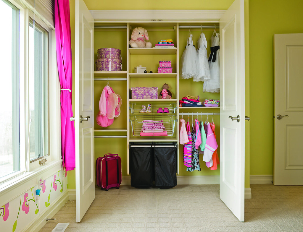 ... Custom Kidsu0027 Reach In Closet | By CA Closets
