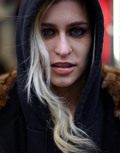 Alice Dellal | by pawel-k