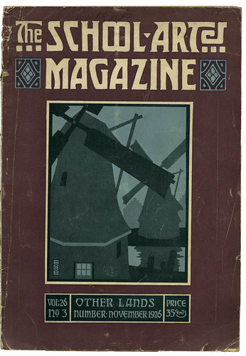 The School Arts Magazine 1926_tatteredandlost | by tattered_lost