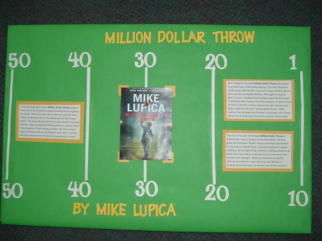 Million Dollar Throw   Mr. Hodgson   Flickr