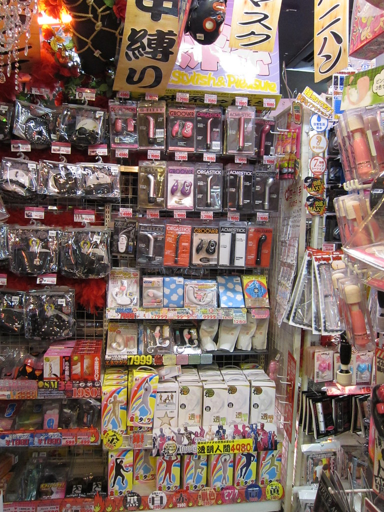 Sex Toys In Japan