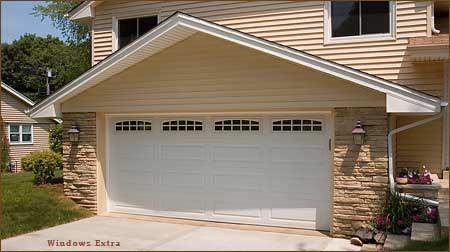 garage door 2 car garage doors garage door two car long panel white garage