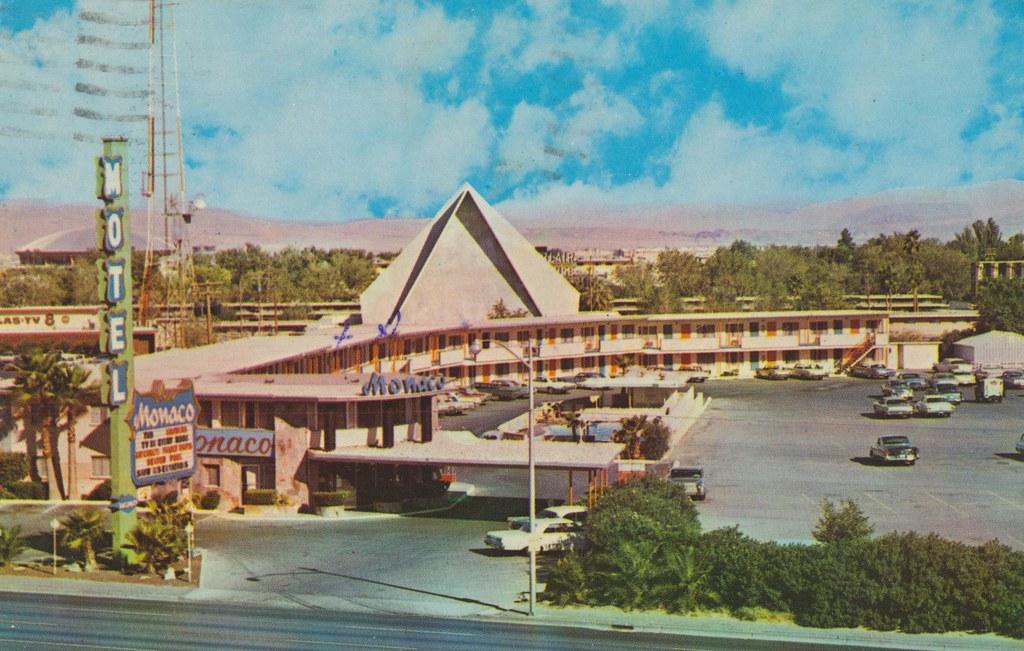 The Monaco - Las Vegas, Nevada