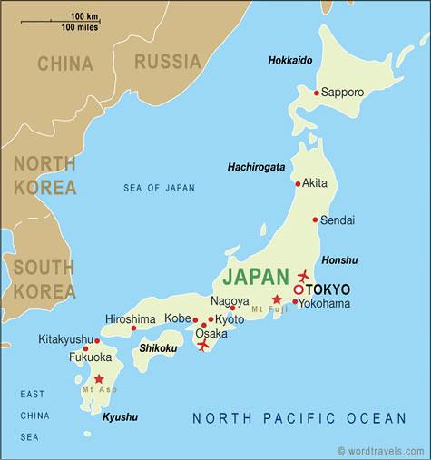 Gambar Peta Jepang Hikari Sophie Shop Flickr Foto