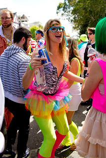 Bay To Breakers 2011: neon | by bhautik_joshi