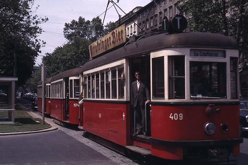 JHM-1965-0510 - Vienne (Wien) tramway.