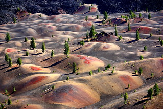 IMG_1095 Painted Dunes, Cinder Cone Trail, Lassen Volcanic National Park | by ThorsHammer94539