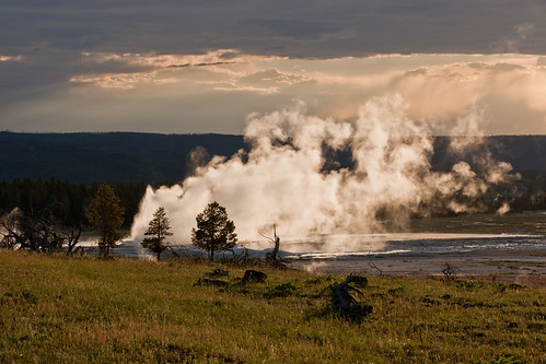 Yellowstone before the storm | by seryani