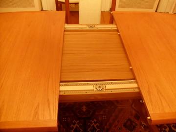 Ordinaire ... Item 2 Benny Linden Teak Table | By Bfbphoto