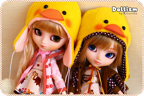 Dollism preview: Ducky hat! | by Rinoninha