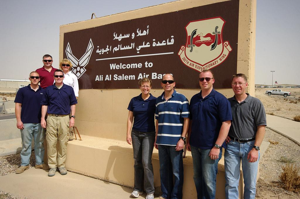 Ali al salem the band at ali al salem air base in kuwait dan ali al salem by soundan sciox Images
