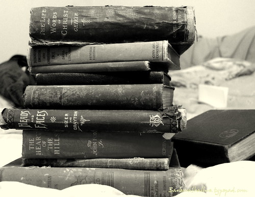 Books of a Certain Age (Explore!) | by Barbara Shallue