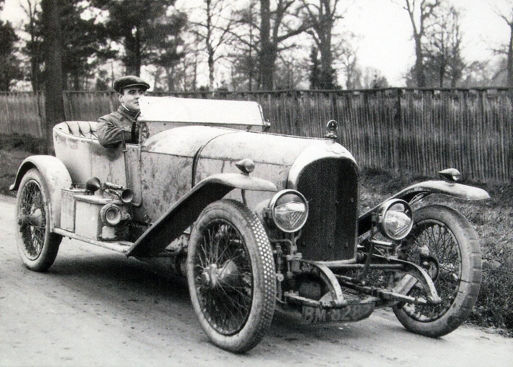 бентли 1919