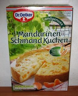 Dr Oetker Landgenuss Mandarinen Schmandkuchen With Whole W Flickr