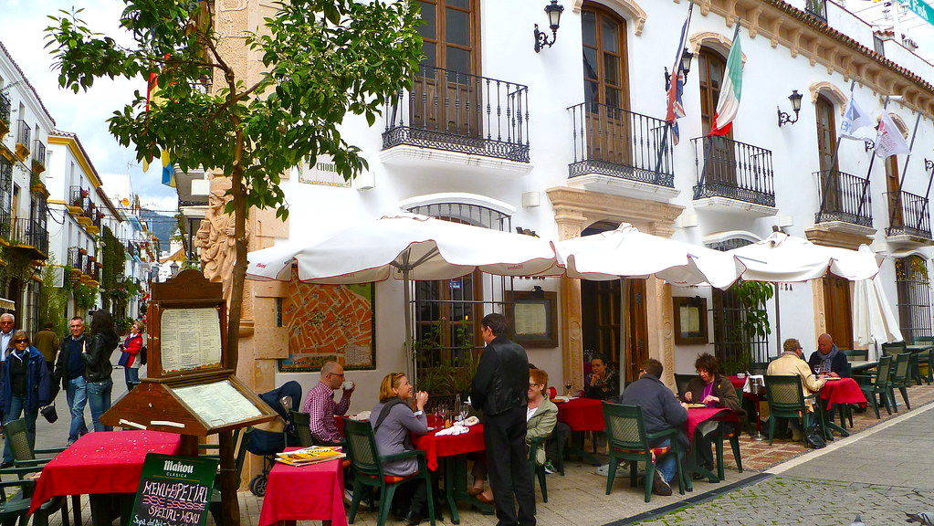 Image result for Old Town marbella
