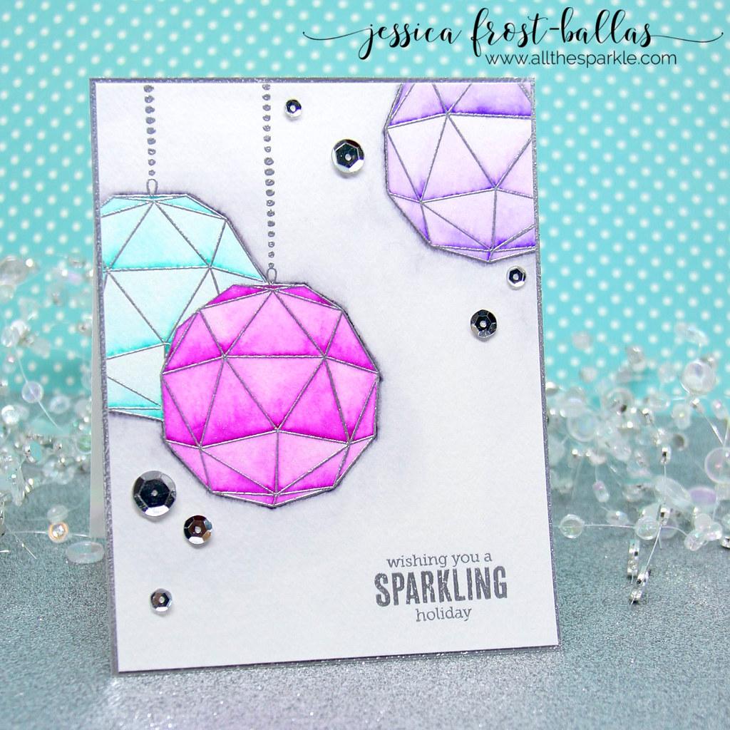 Geometric Sparkles