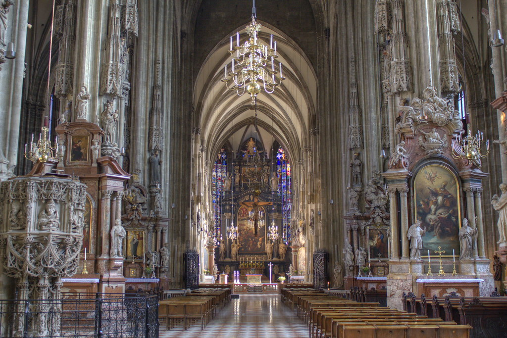 Stephansdom HDR