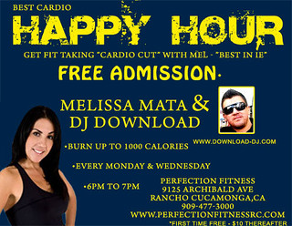 Personal Fitness Trainer Melissa Mata and Dj Download | by Dj Crazy Gabe
