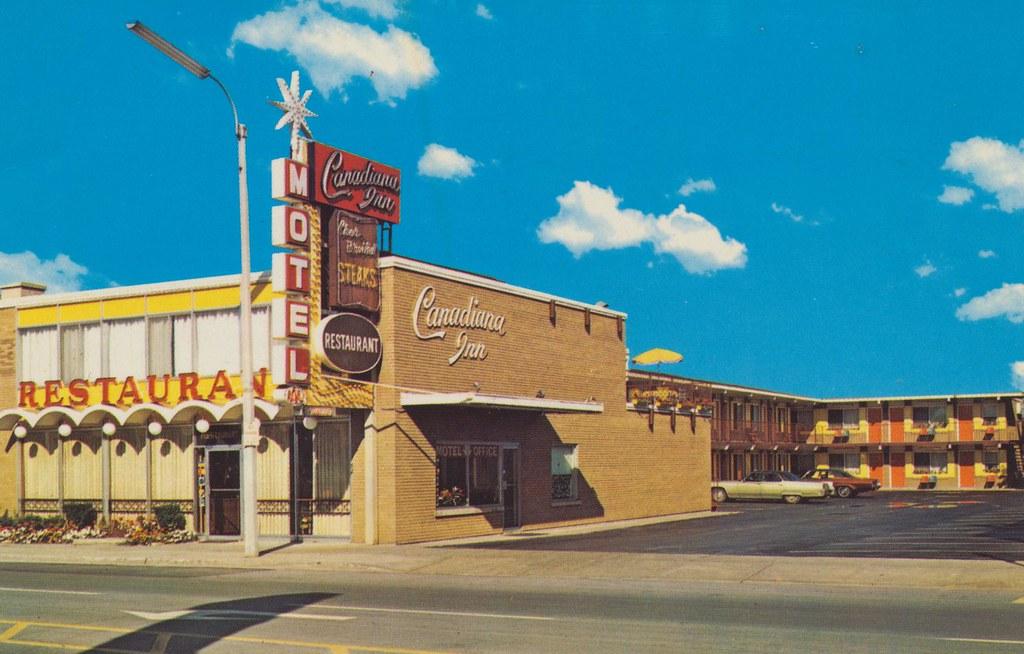 Canadiana Inn Motel & Restaurant - Niagara Falls, Ontario