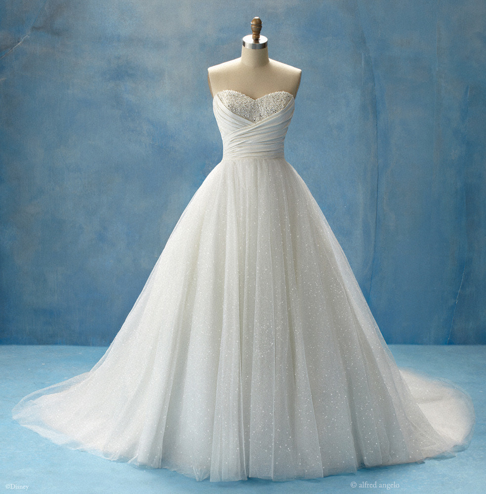 Cinderella Bridal Gown Front | From Cinderella Bridal Gown. … | Flickr